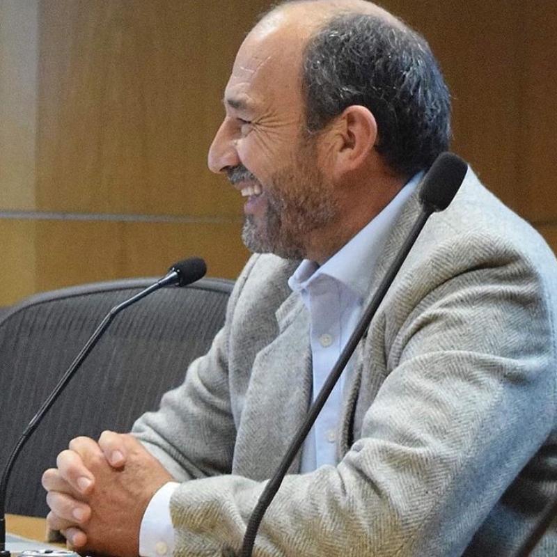 Roberto Sánchez-Rodríguez  Guest Speaker