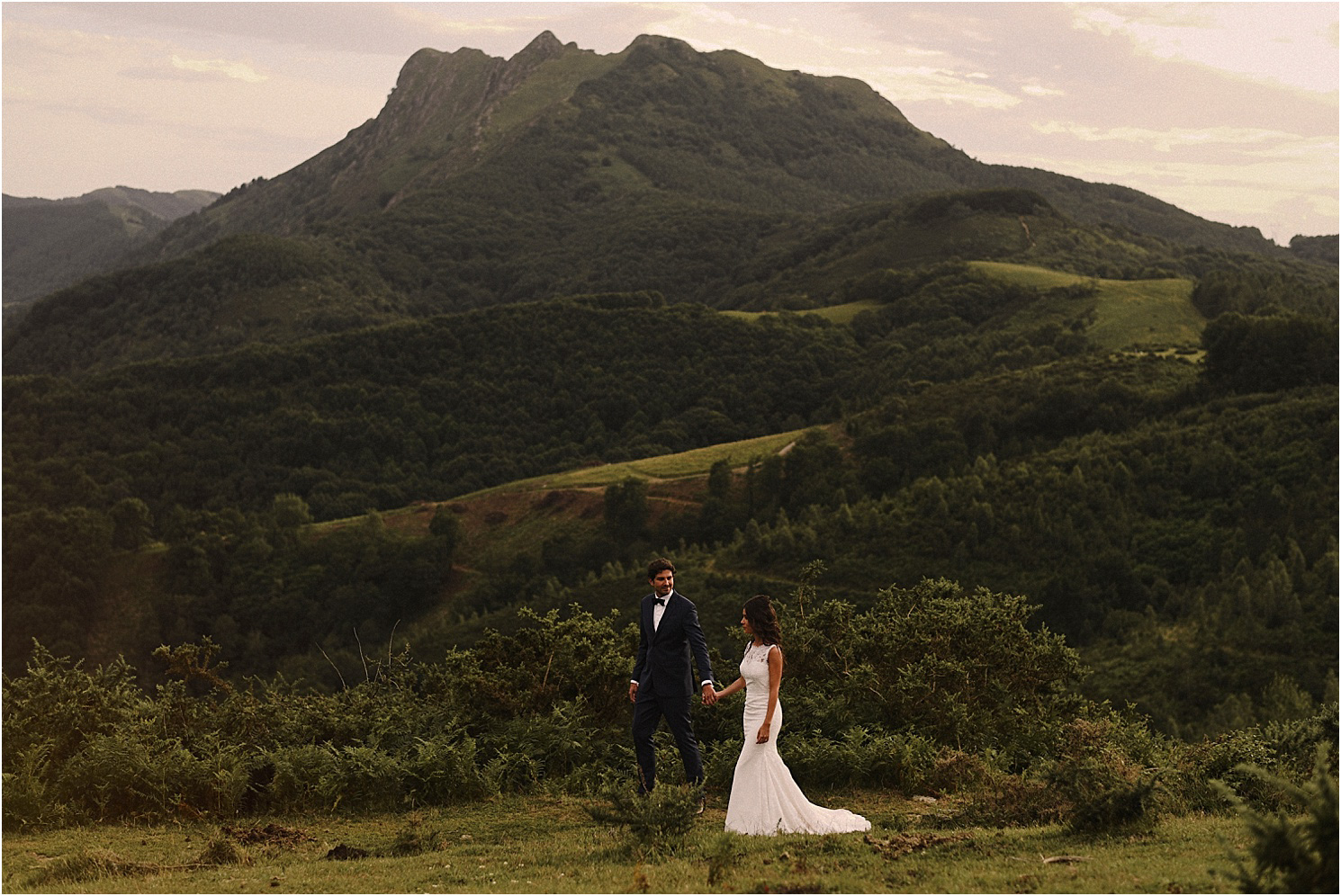 Destination wedding photographer San Sebastian - Destination wedding Donostia San Sebastián - Fotógrafo de bodas internacional-9