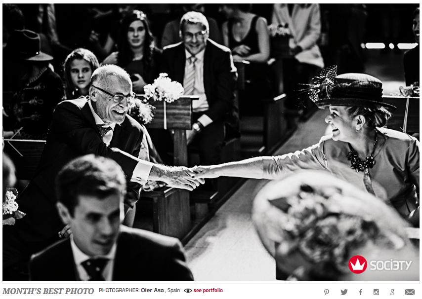 premio mejor fotógrafo de bodas san sebastian