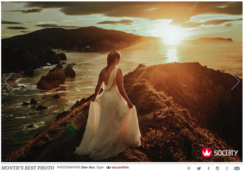 Premio a la mejor fotografía de boda - best wedding photo award