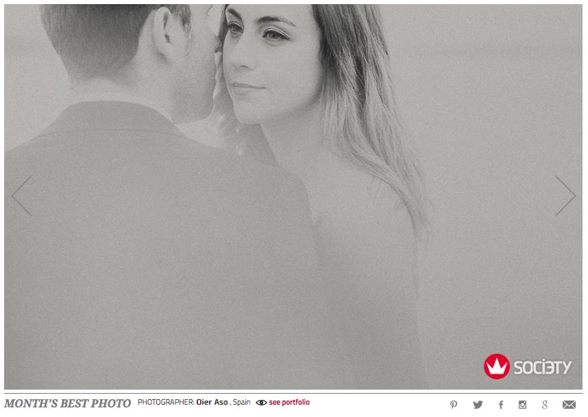 mejor retrato fotografía premio wedding photo award