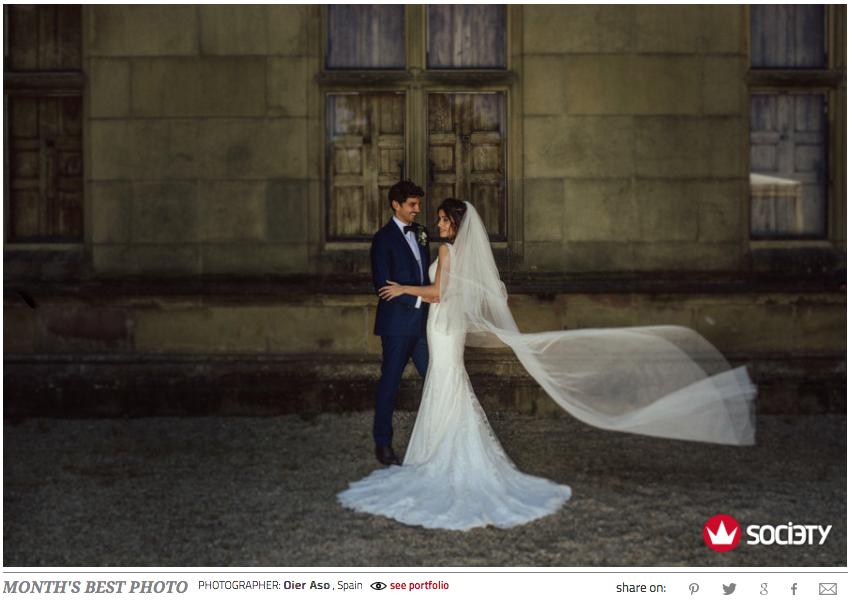 Premio mejor fotografia boda