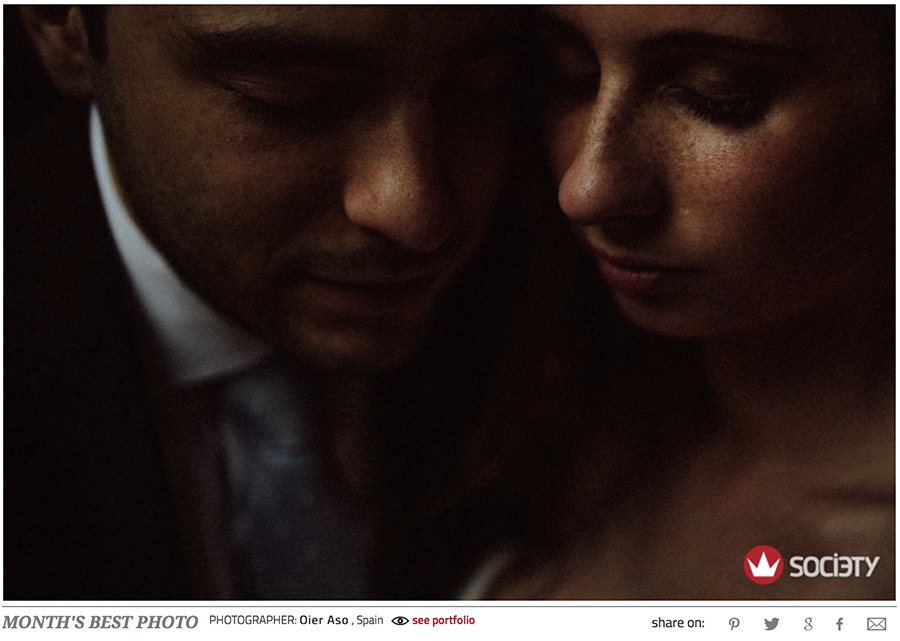 Fotografia premiada mejor foto bodas