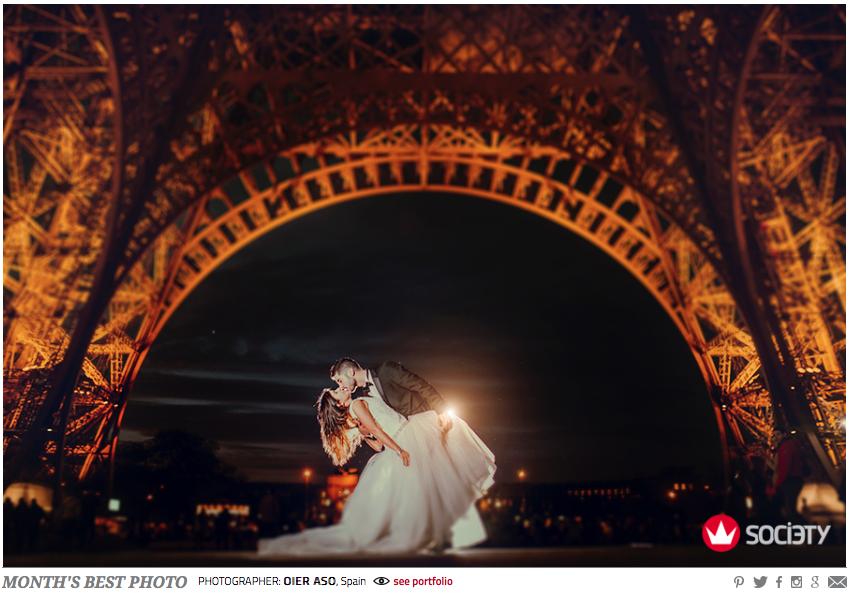 Premio mejor foto boda Wedding photographer society Awards - March 2016 Destination wedding photographer san sebastian gipuzkoa donosti fotógrafo de bodas fotografía de bodas 2