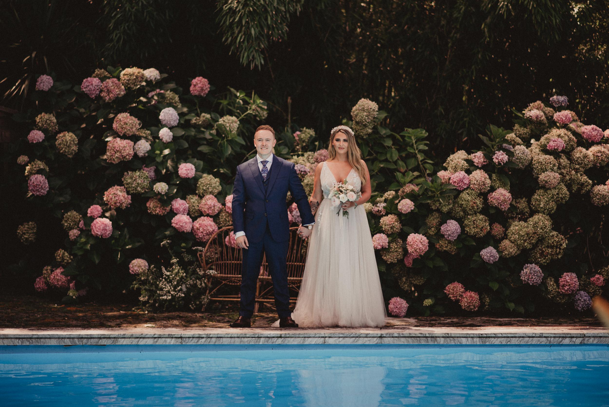 Claudia & Ger - FINCA ITXASBIDE - SAN SEBASTIÁN