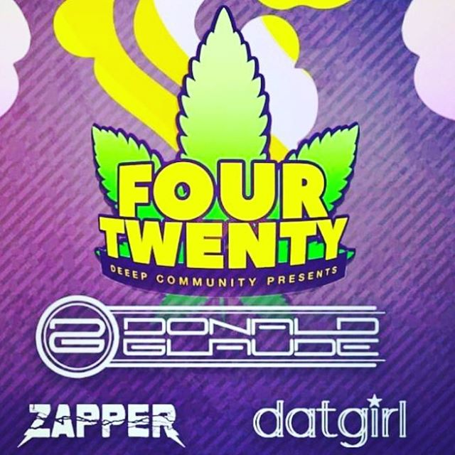 Happppy #420 #huglifers ! I'm in Sacramento tonight (well right now actually — it is fuckin gorgeous here today... Event Link on FB is... https://www.facebook.com/events/332299590708423/
