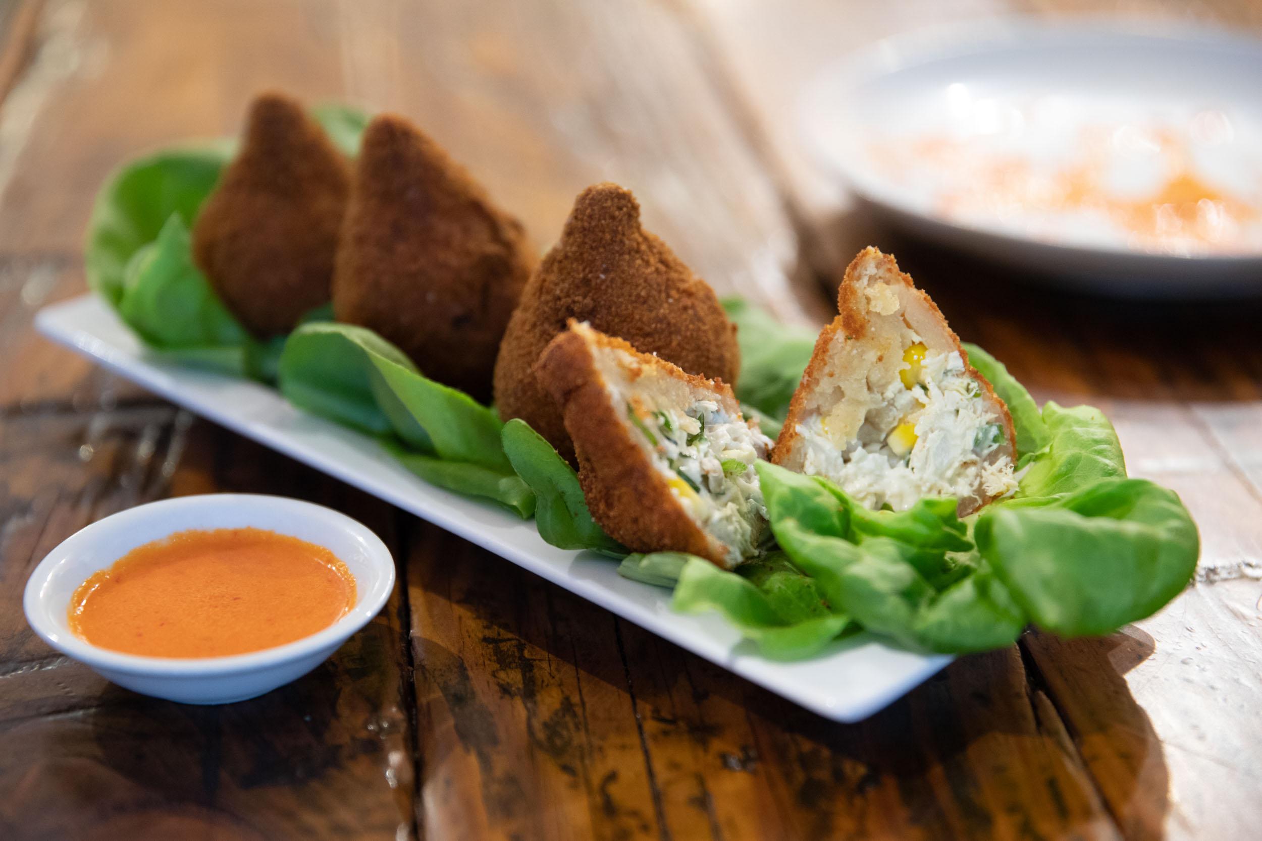 The Still AMBRAbev - Food - Coxinha