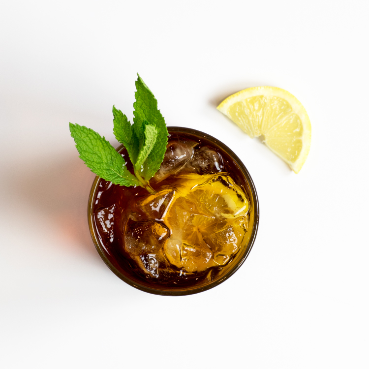 The Still at AMBRAbev - Danville, KY Distillery - Cocktails - Brazilian Tea
