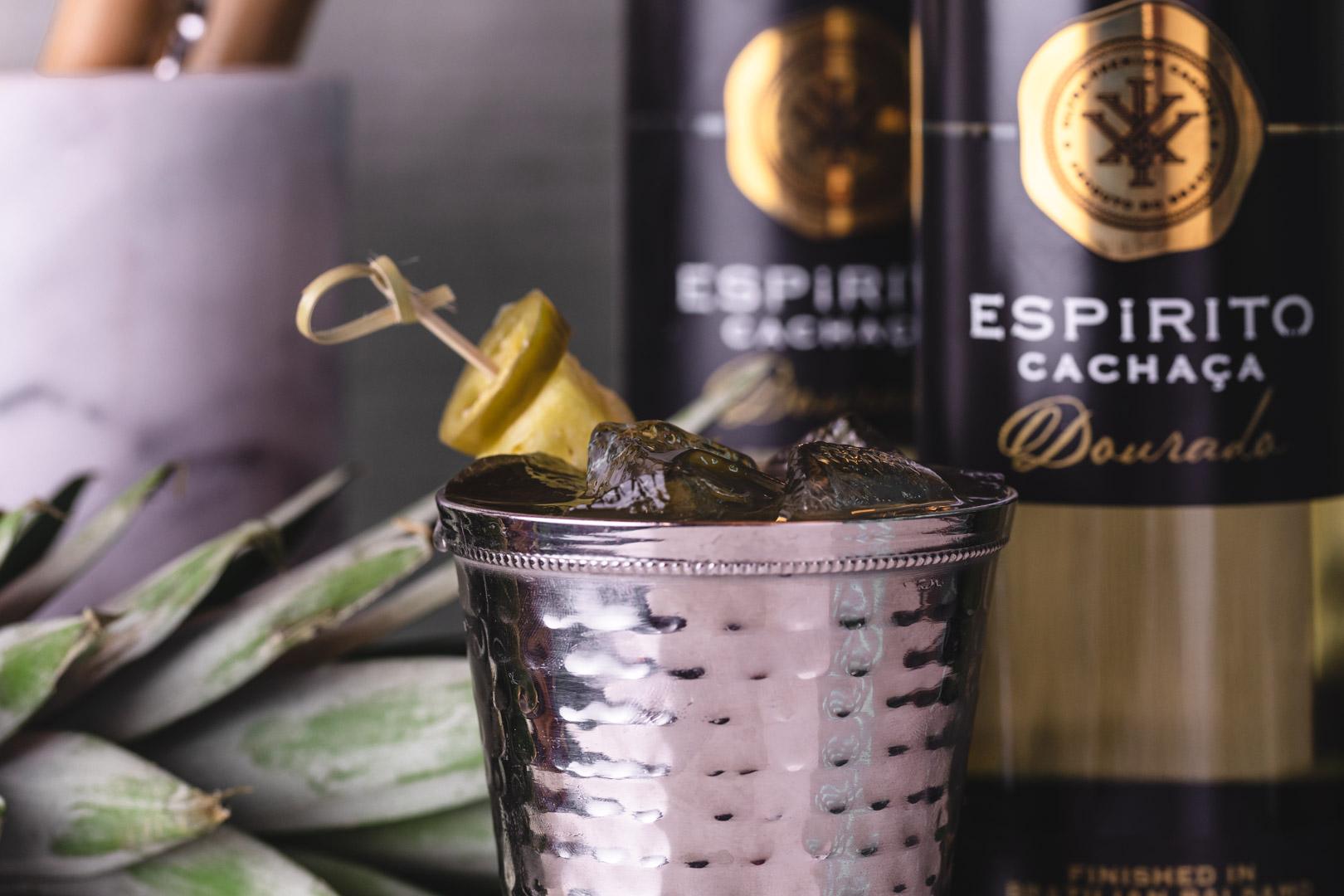 The Still - Espirito Dourado Cachaça Sweet Spicy Cocktail.jpg
