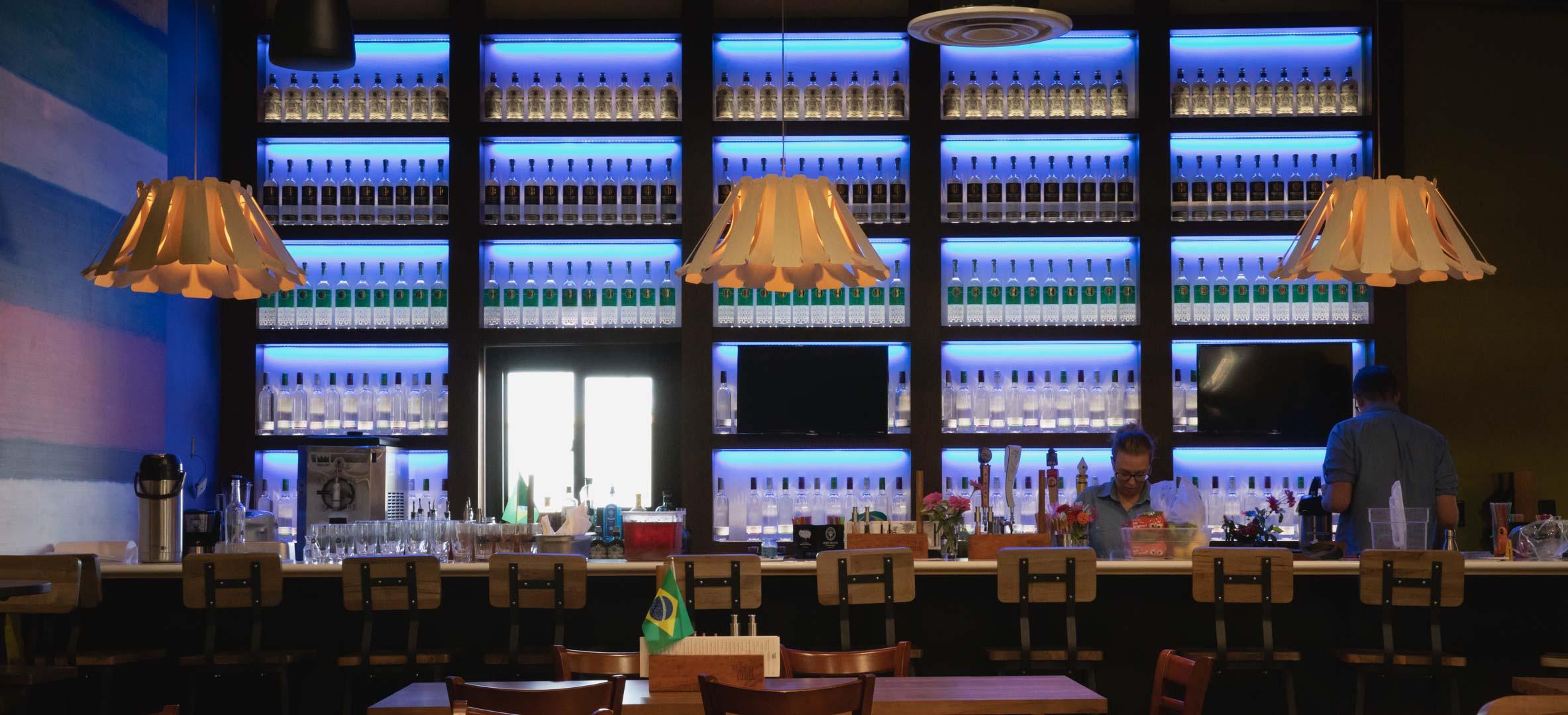 The Still - Backbar Espirito Cachaça BOTECO Vodka.jpg