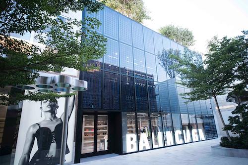 Great Glazing:Balenciaga flagship store, miami - PRESS JUNE 2018GLASS MAGAZINE