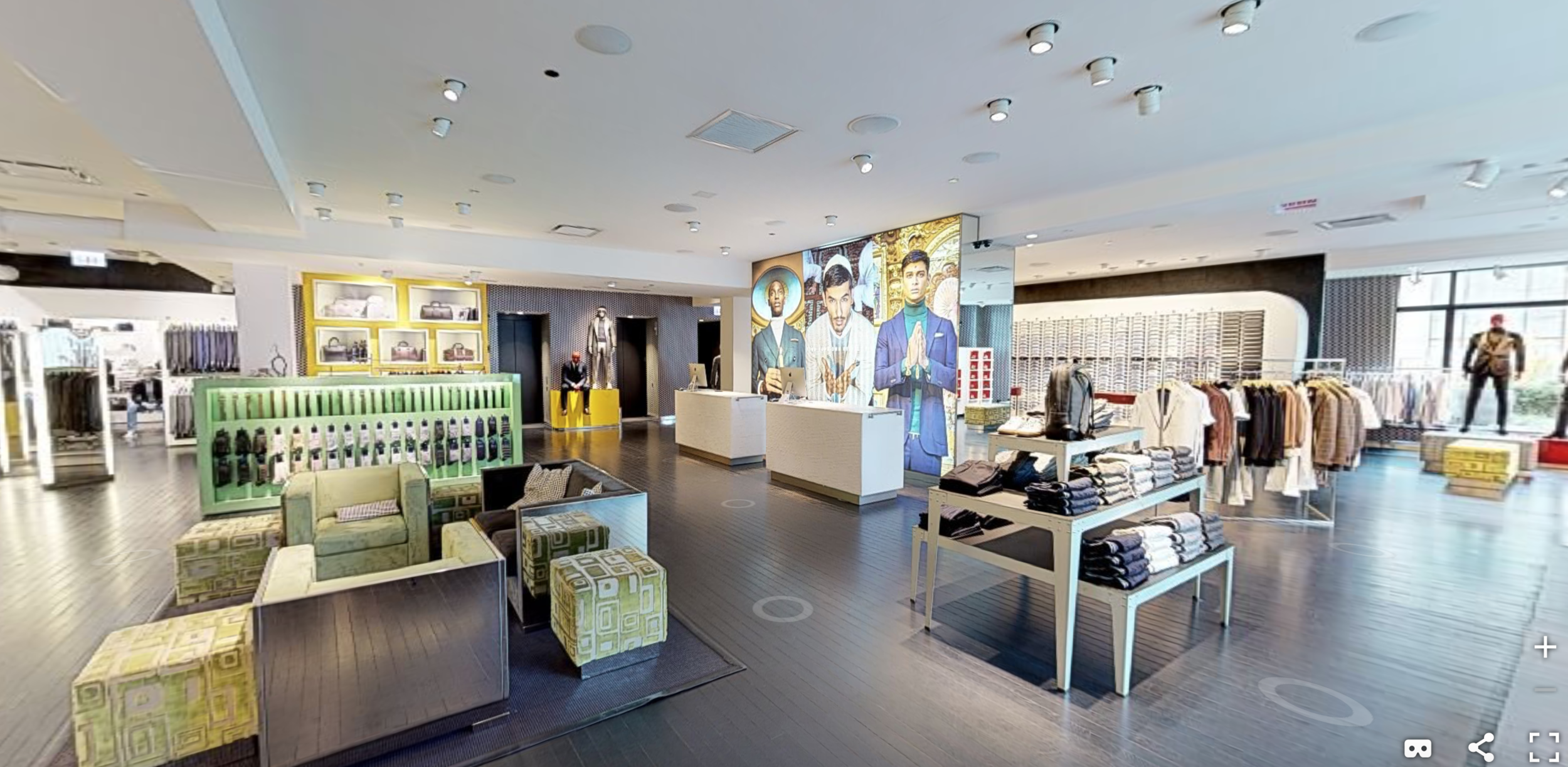 A 360 DEGREE VIEW OF SUITSUPPLY'S STORE IN CHICAGO - VIRTUAL 2018