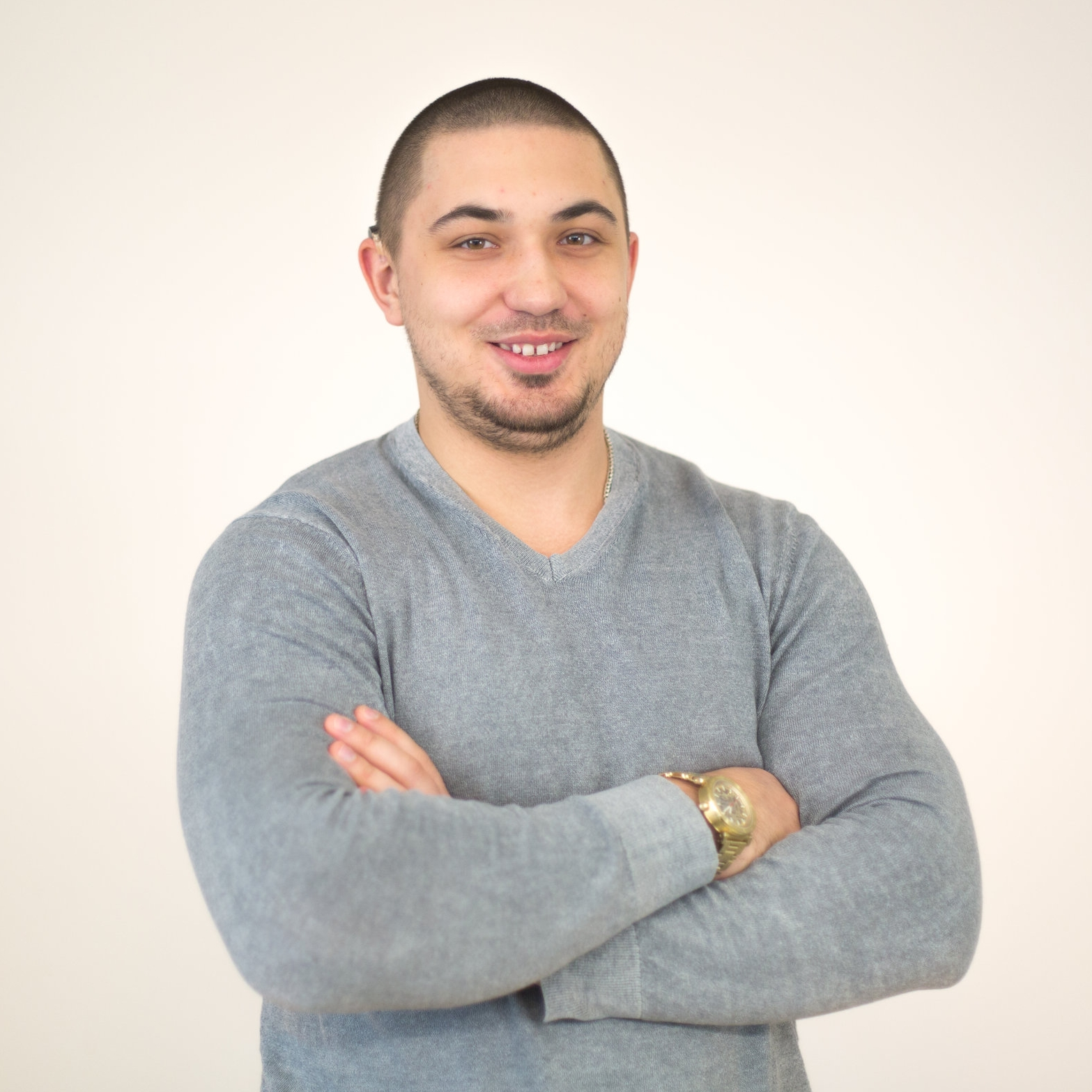 RUSTAM USAKOV   Junior Architect
