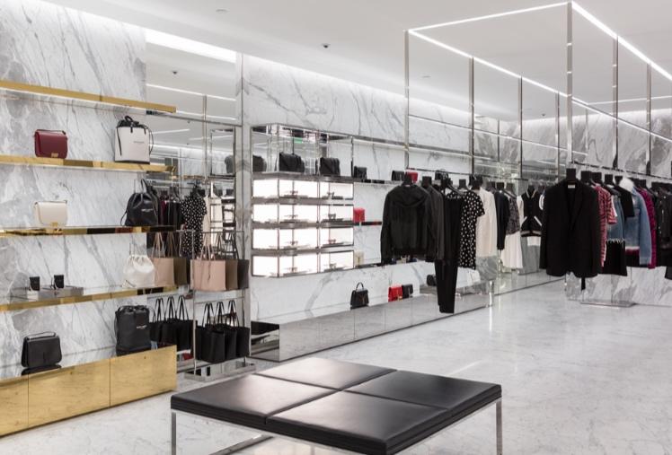 Inside Saint Laurent: Dallas's new northpark store - PRESS JULY 2019NORTHPARK.COM