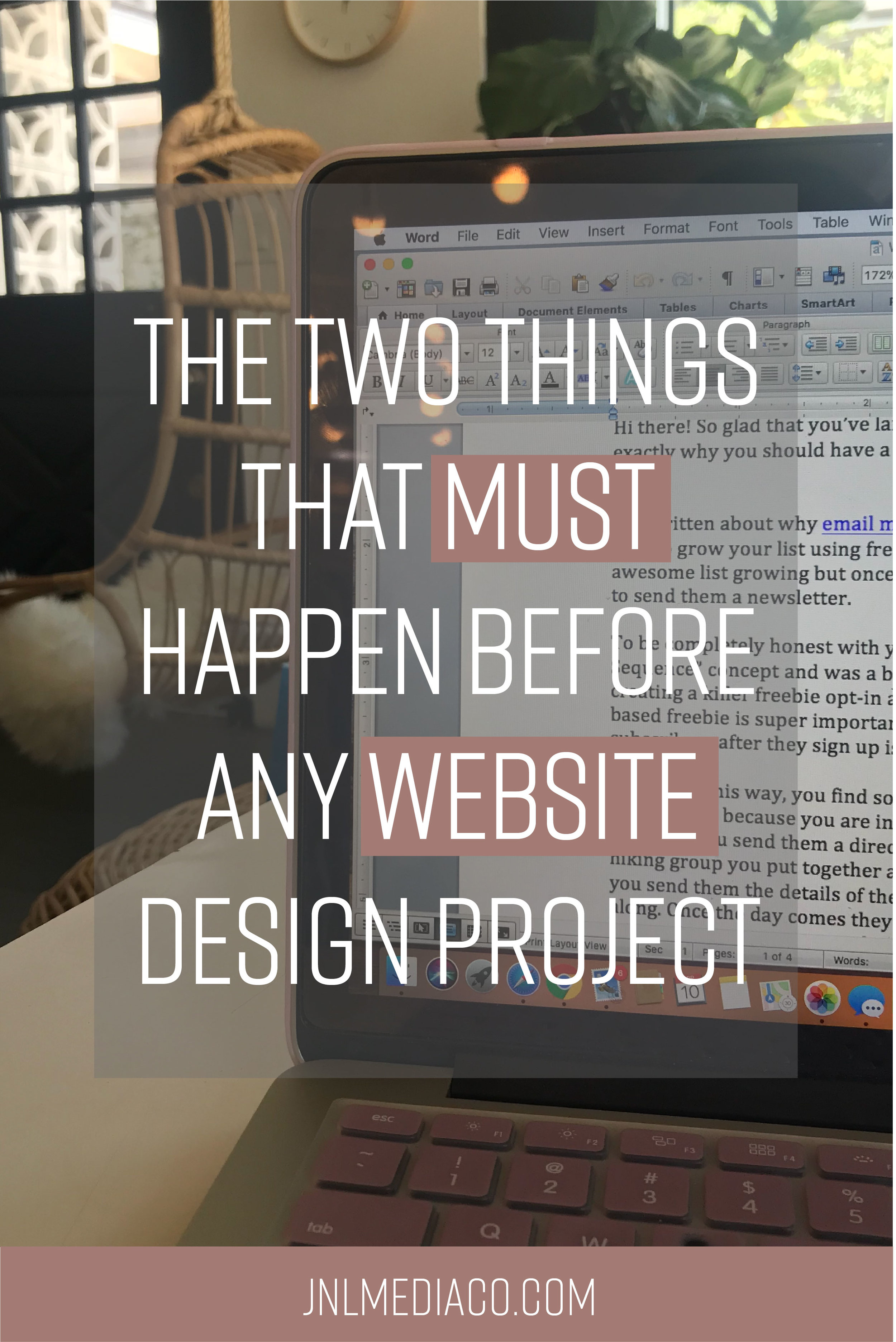 There must be a strategy behind the way a website is designed. Sure, we can just throw in a couple things together and call it a day but we would be going about it the wrong way. Whenever someone lands on your website they are brand new to you and your site so you need to guide them to the pages you want them to land on.