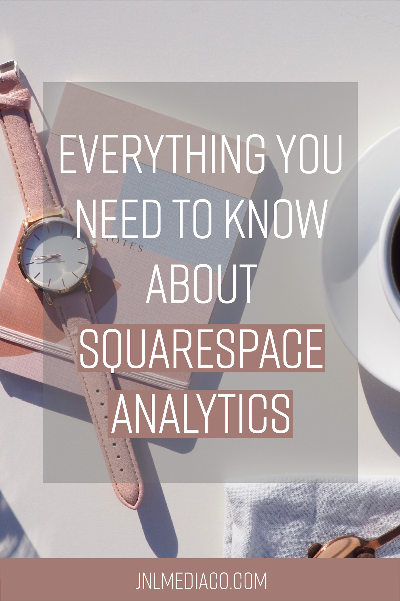 You've most likely heard of  Google Analytics  but have you heard of Squarespace Analytics?Yes, Squarespace has its own version of Google Analytics that you can access from the backend of your site. If you haven't heard of Squarespace Analytics then for sure read on because I'm going to be covering everything you need to know about it.