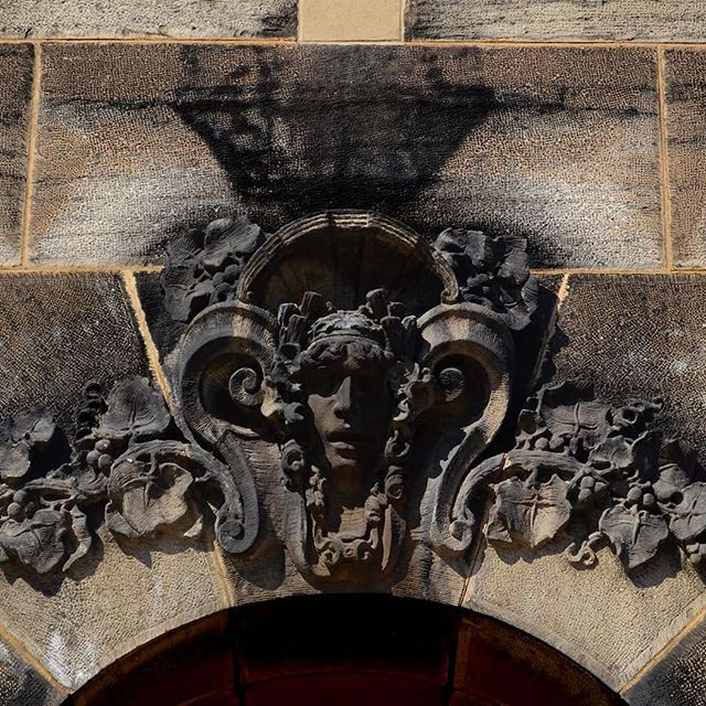 #StripDistrict trivia time! Who knows where this detail is? . 📸 by @ajphotosanddesign