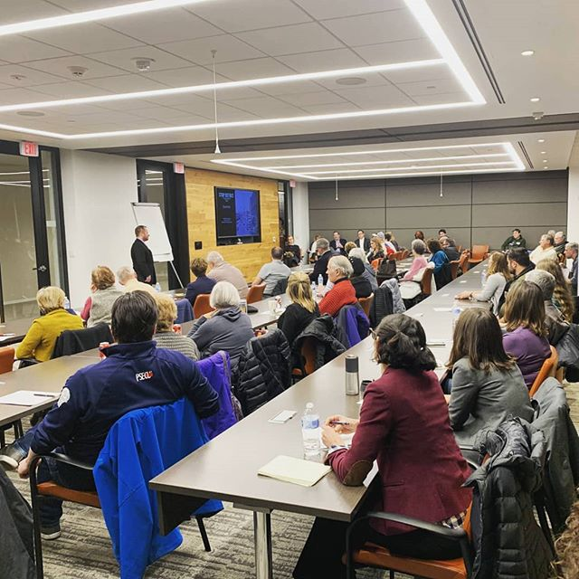 Thank you to everyone who attended our first Town Hall this week! We're looking forward to a great year of working with all of you to make the #StripDistrict the best neighborhood in the Burgh. 💛 Don't forget, you can always contact Councilwoman Deb Gross at 412-255-2140 or Superintendent of Public Works Bill Crean atwilliam.crean@pittsburghpa.govor 412-255-0923 with any concerns.