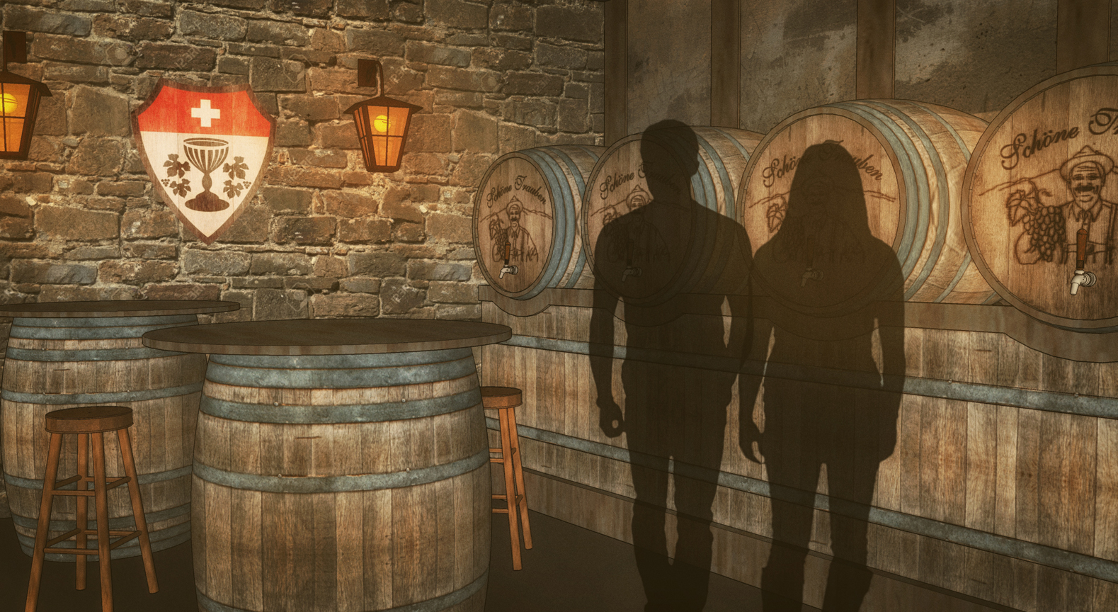 OLD WORLD WINERY - 3D MODEL