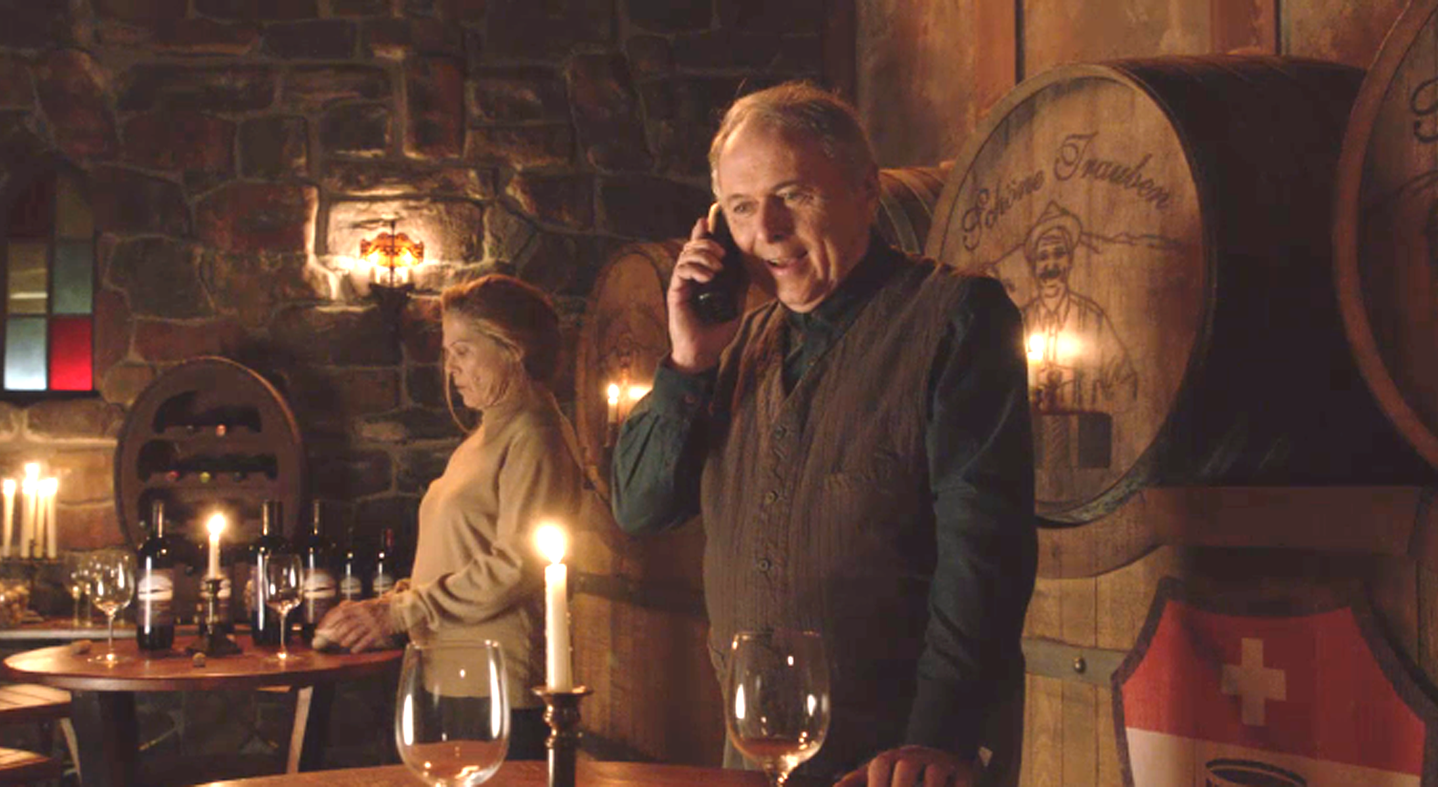 OLD WORLD WINERY - PRODUCTION STILL