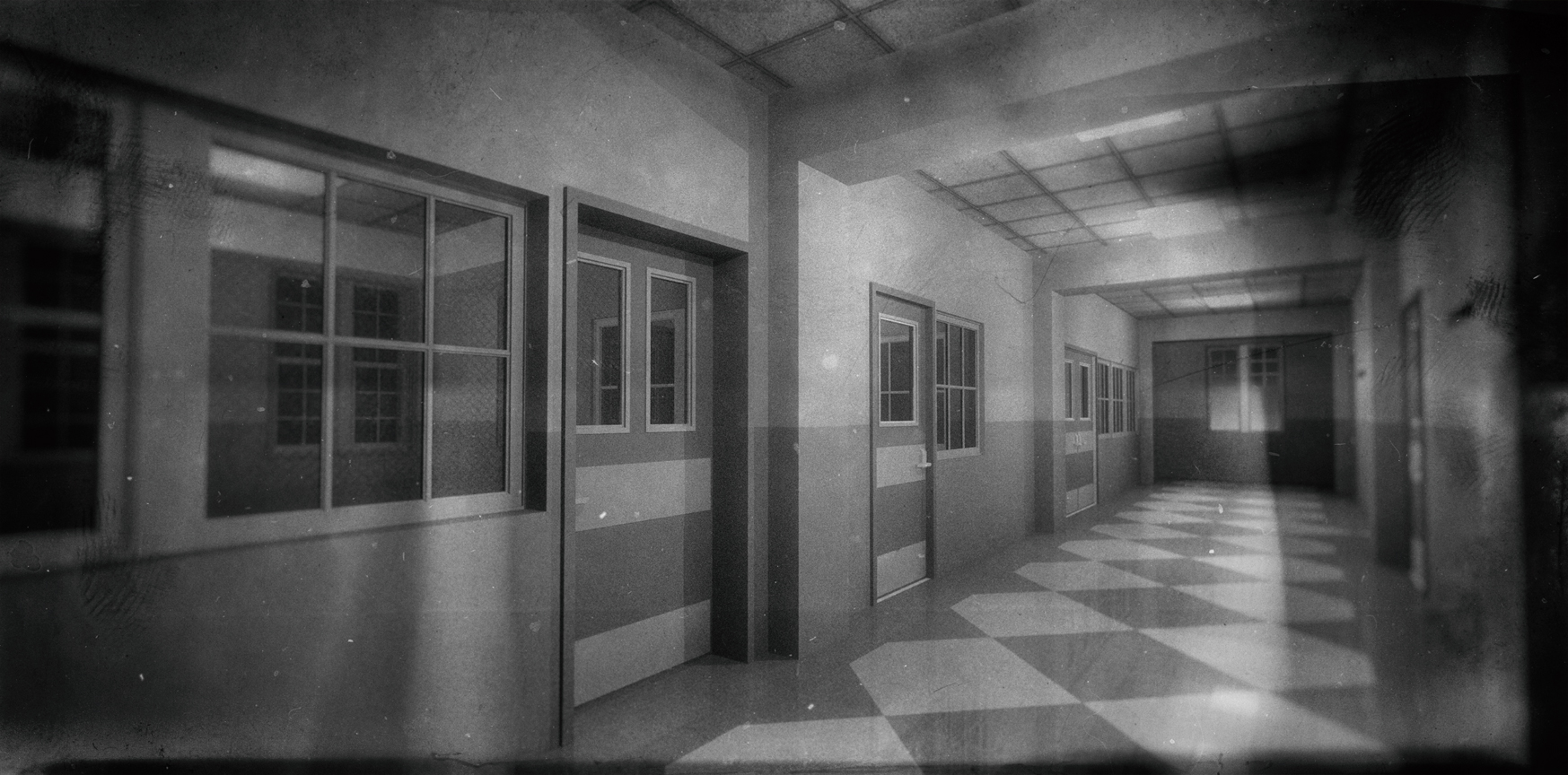 TARRYTOWN PSYCHIATRIC HOSPITAL (NEW WING)- 3D RENDERING