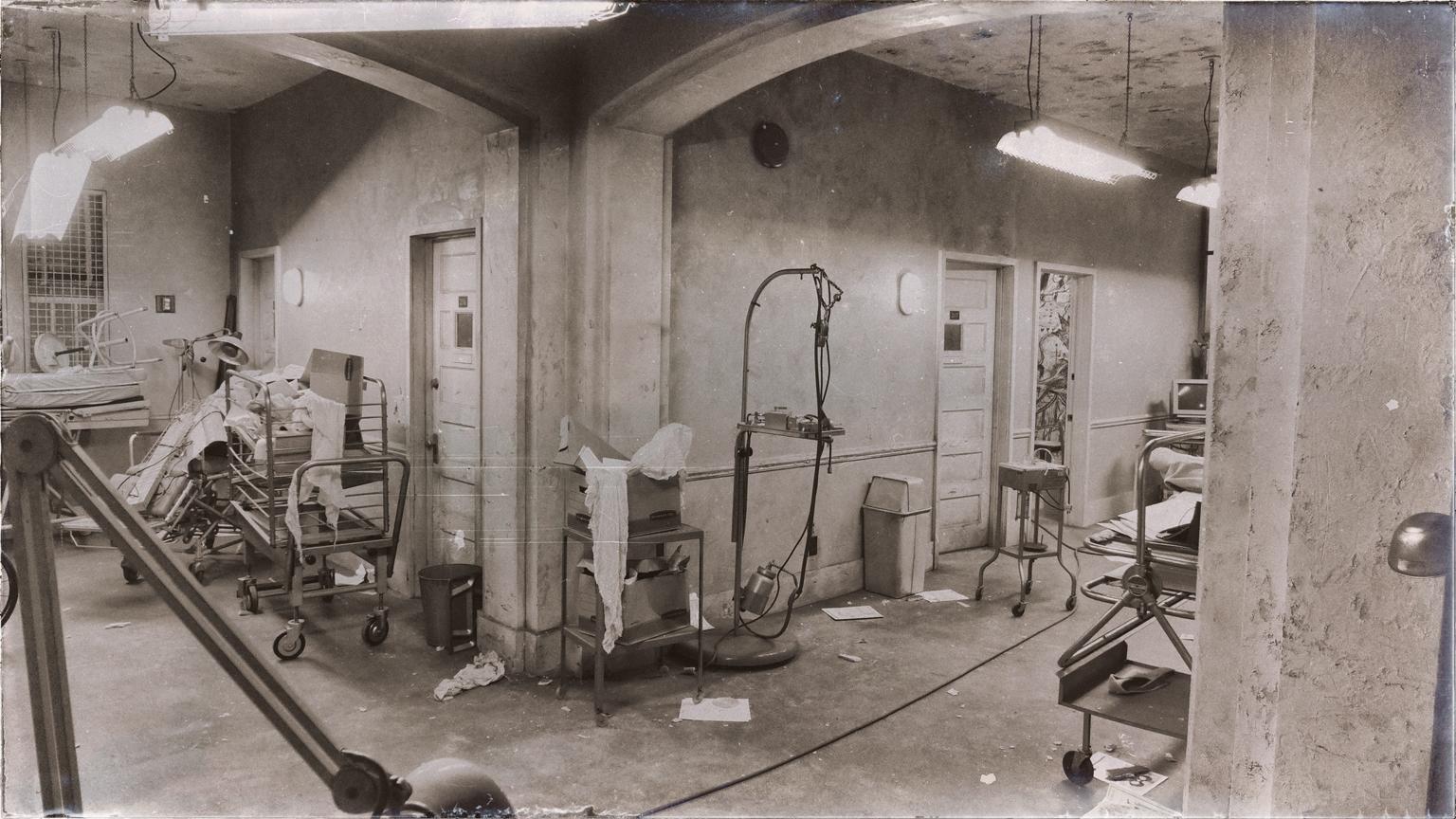 TARRYTOWN PSYCHIATRIC HOSPITAL (OLD WARD)- SET PHOTO