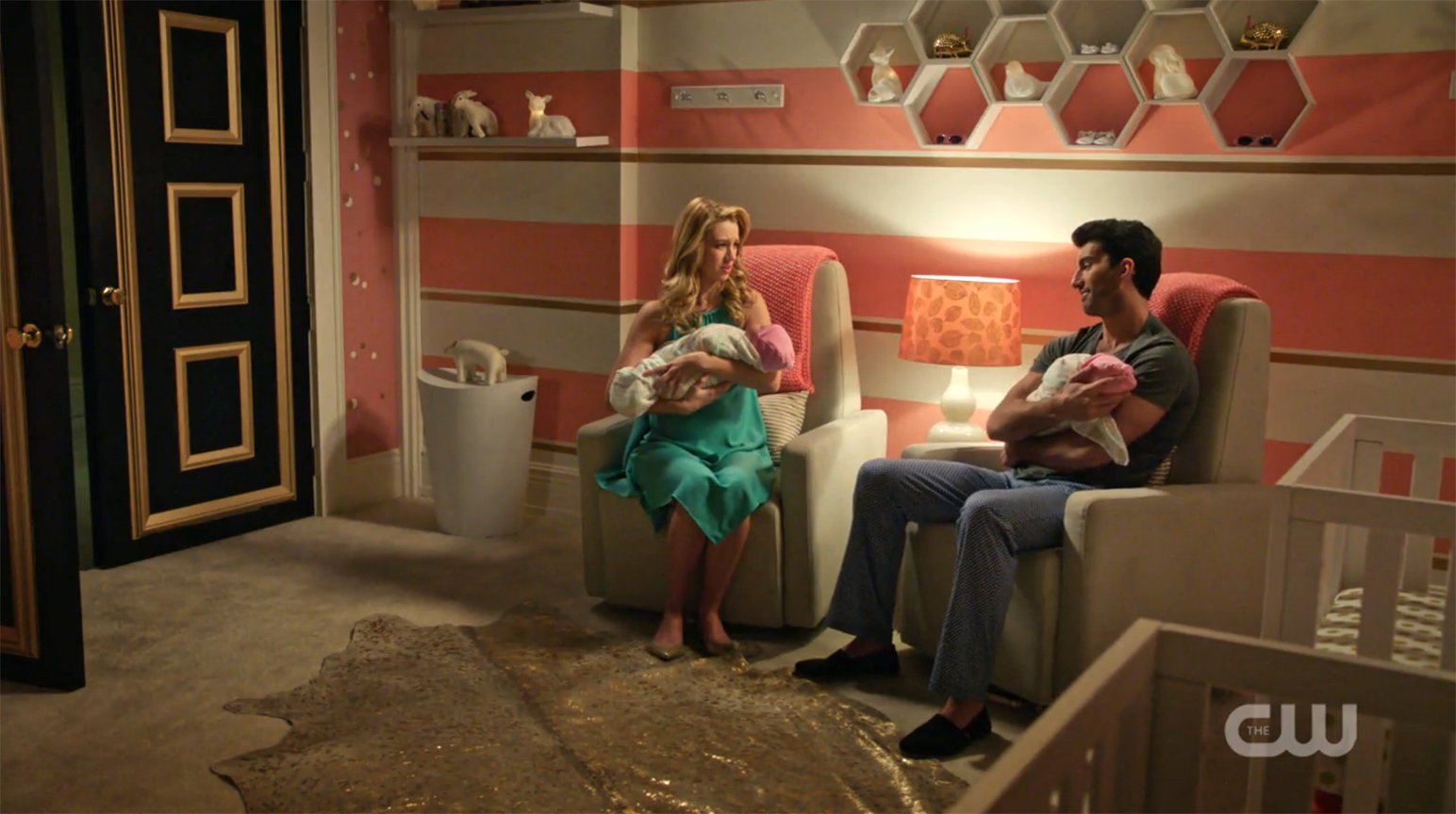 PETRA'S NURSERY - PRODUCTION STILL