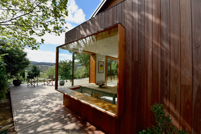 Native Timber Cladding Tasmania