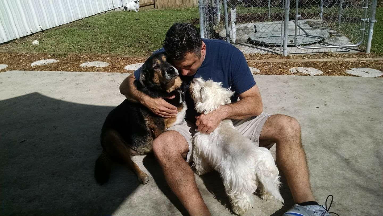 steve with pups.jpg