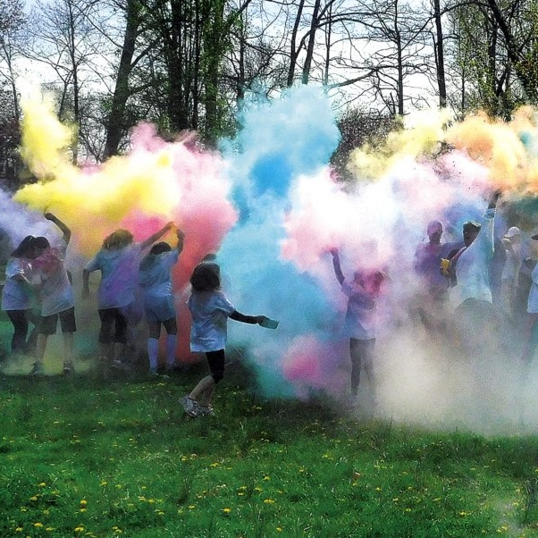 Color Fun Run -