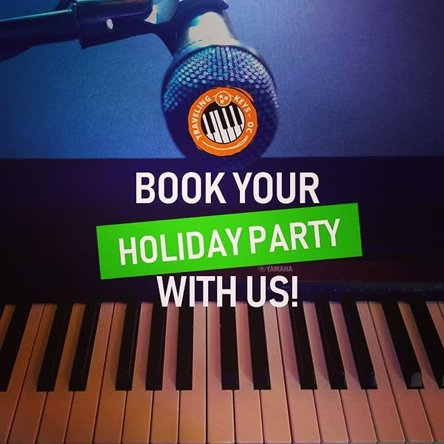 How else can you roast your boss?! . Dueling pianos are not only fun, but the show is also filled with great team building opportunities. Now reserving dates through the end of the year. Contact us today! . . . #travelingkeysoc #corporateparty #corporatepartyplanner #workparty #holidayparty #Christmasparty #la #laconventioncenter #downtownla #longbeach #lbconventionctr #downtownlongbeach #orangecounty #anaheimconventioncenter #anaheim #corporateentertainment #teambuilding #corporateevents #corporatelife #livemusic #ocmusic #pianos #dancing #singing