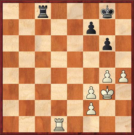 Should White's King Enter?