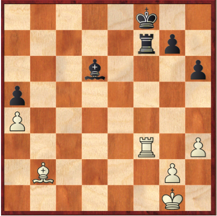 WHite to Play: What's best?