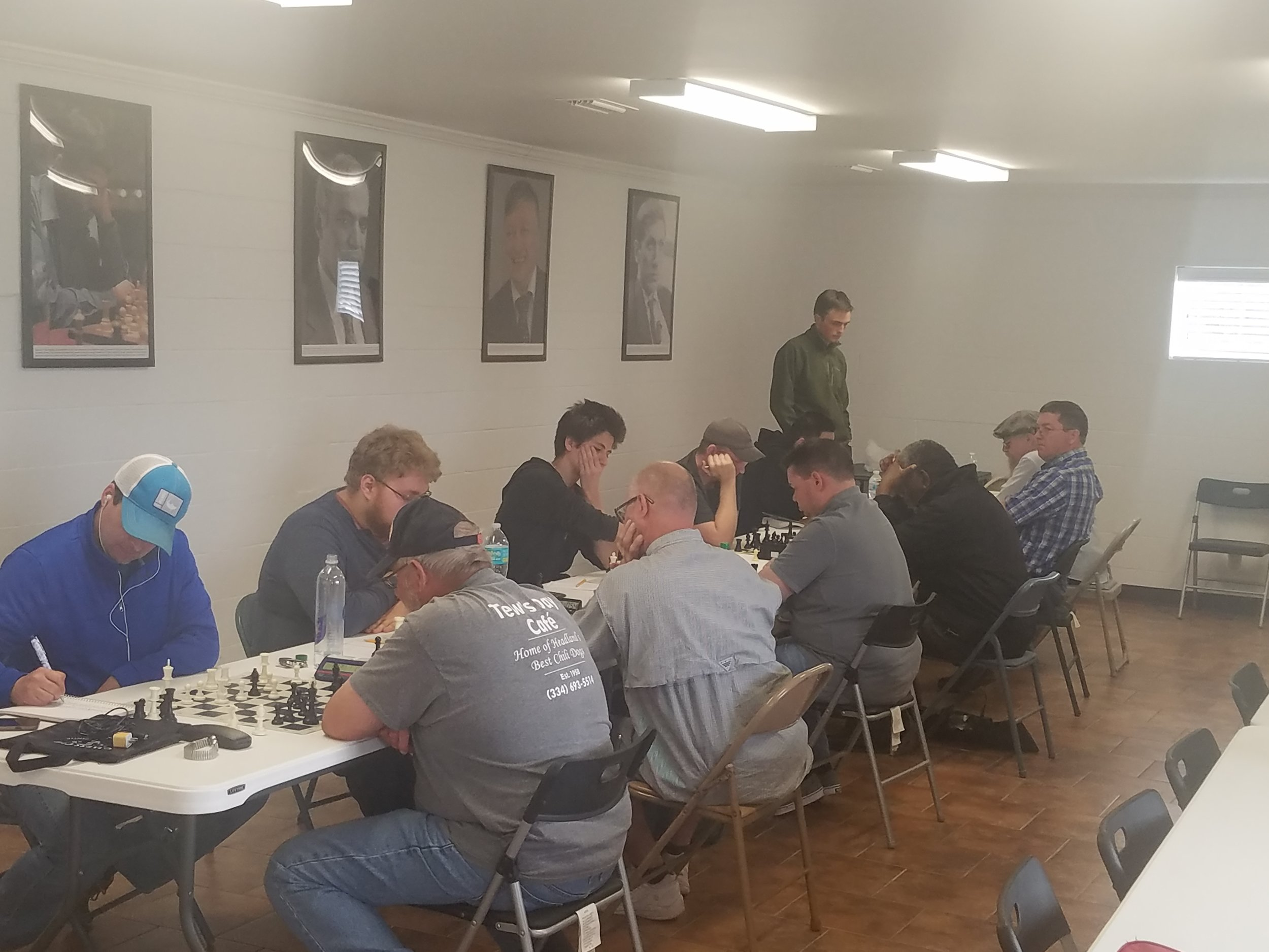 You can't have more fun than a day of chess in Dothan!