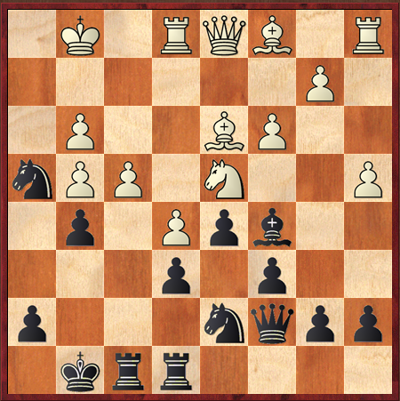 Black to Play: What's Best?