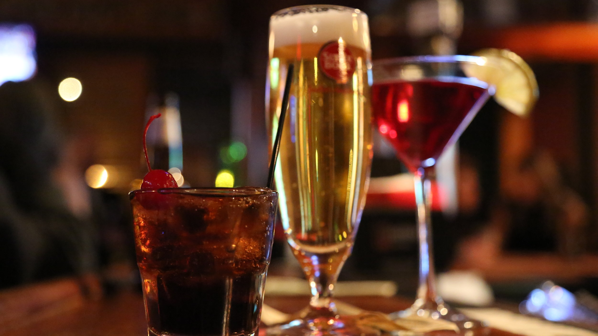Specialty Drinks -
