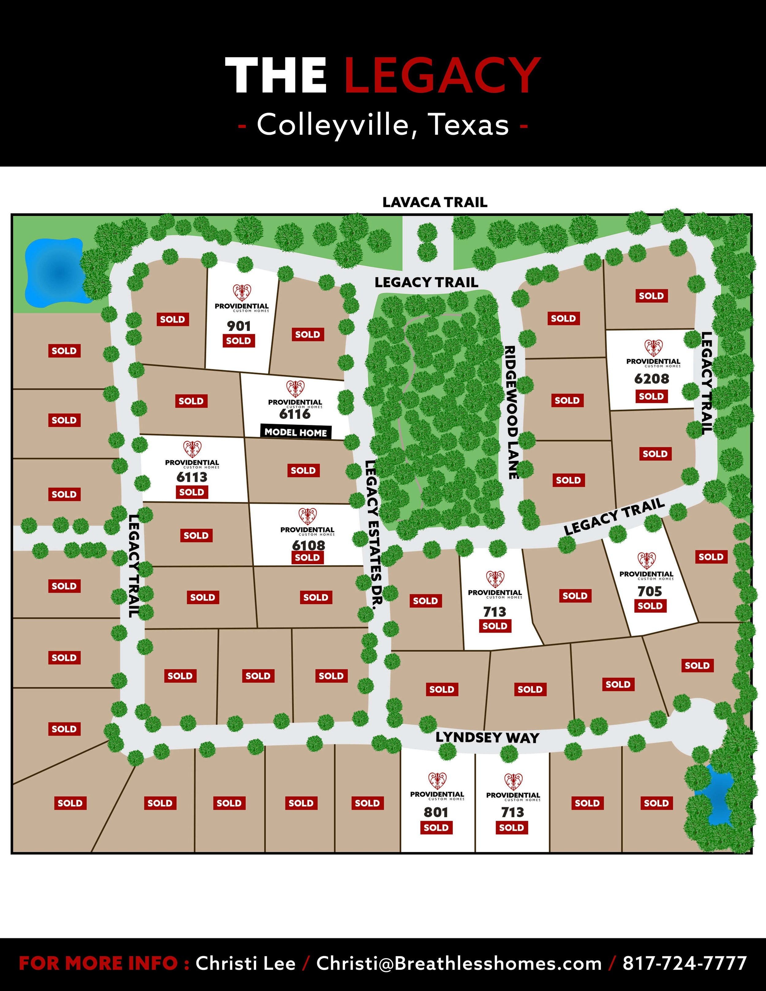 Large lots for sale colleyville, TX custom home builder Providential custom homes Legacy