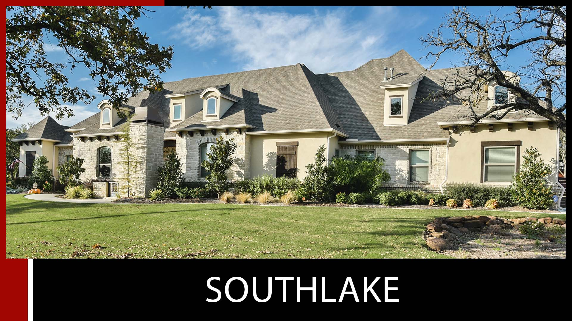 custom home builder southlake