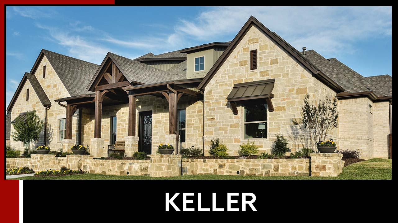 traditional custom home DFW