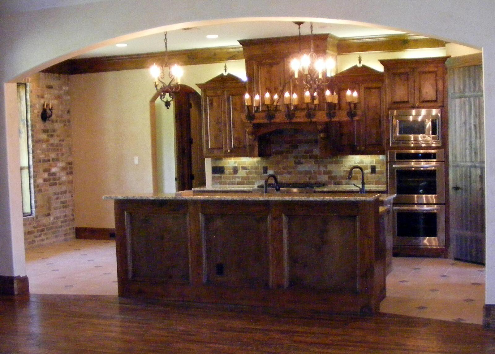 before renovation southlake