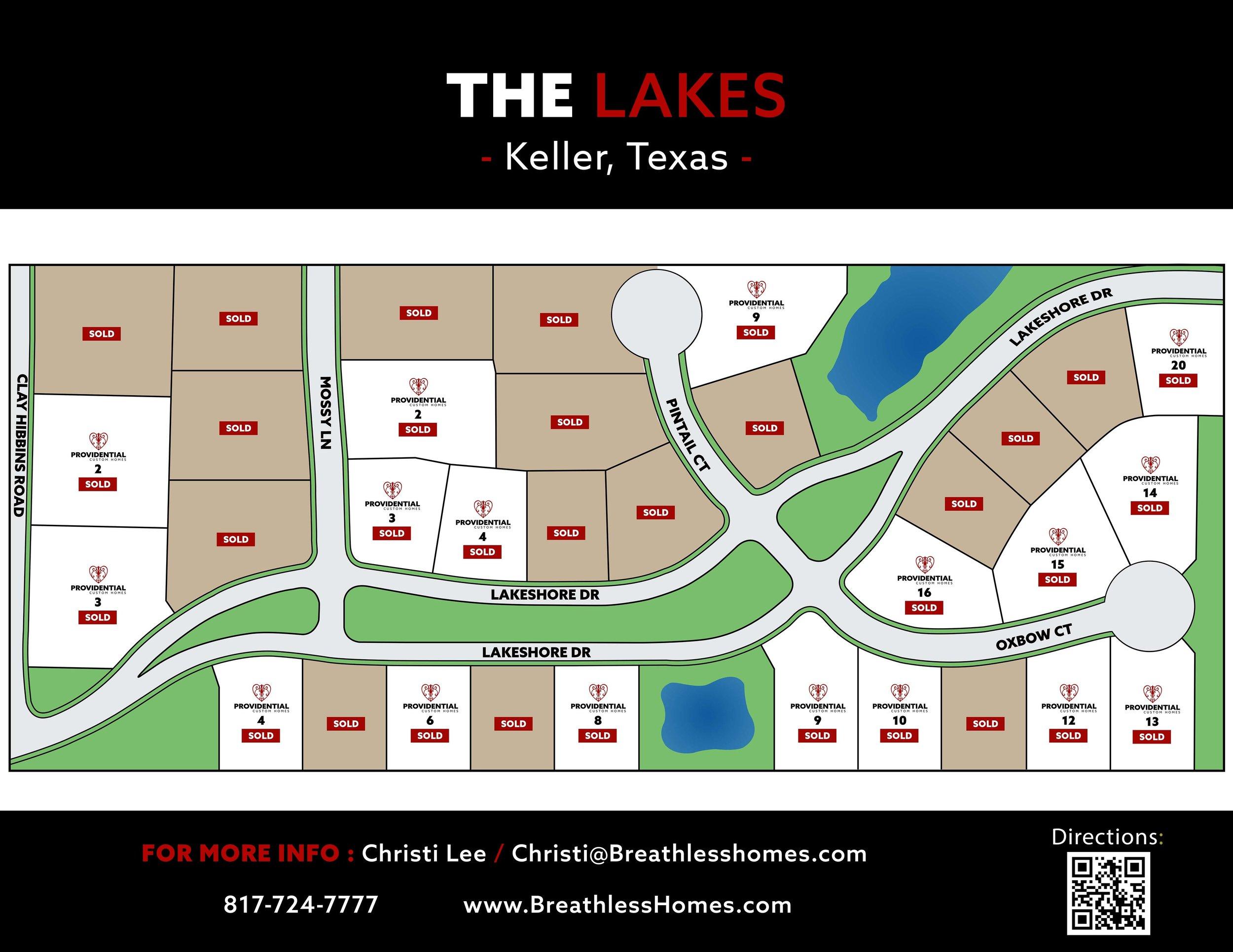 the lakes custom home builder keller, tx