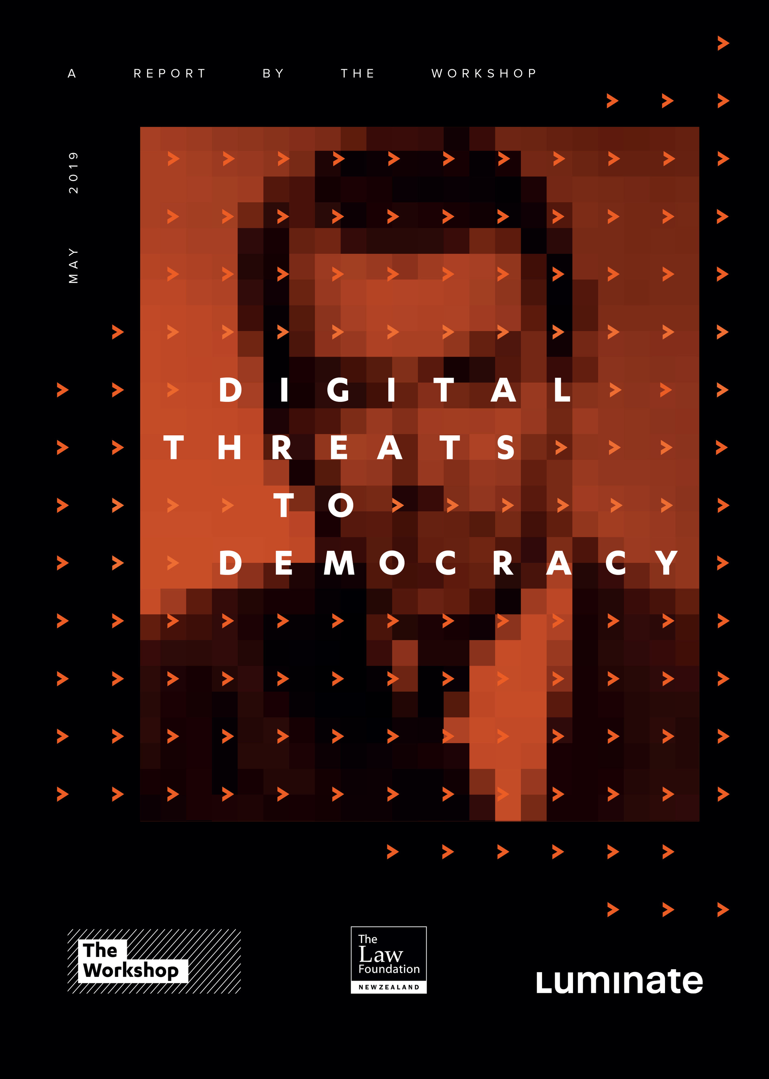 Digital Threats to Democracy report cover