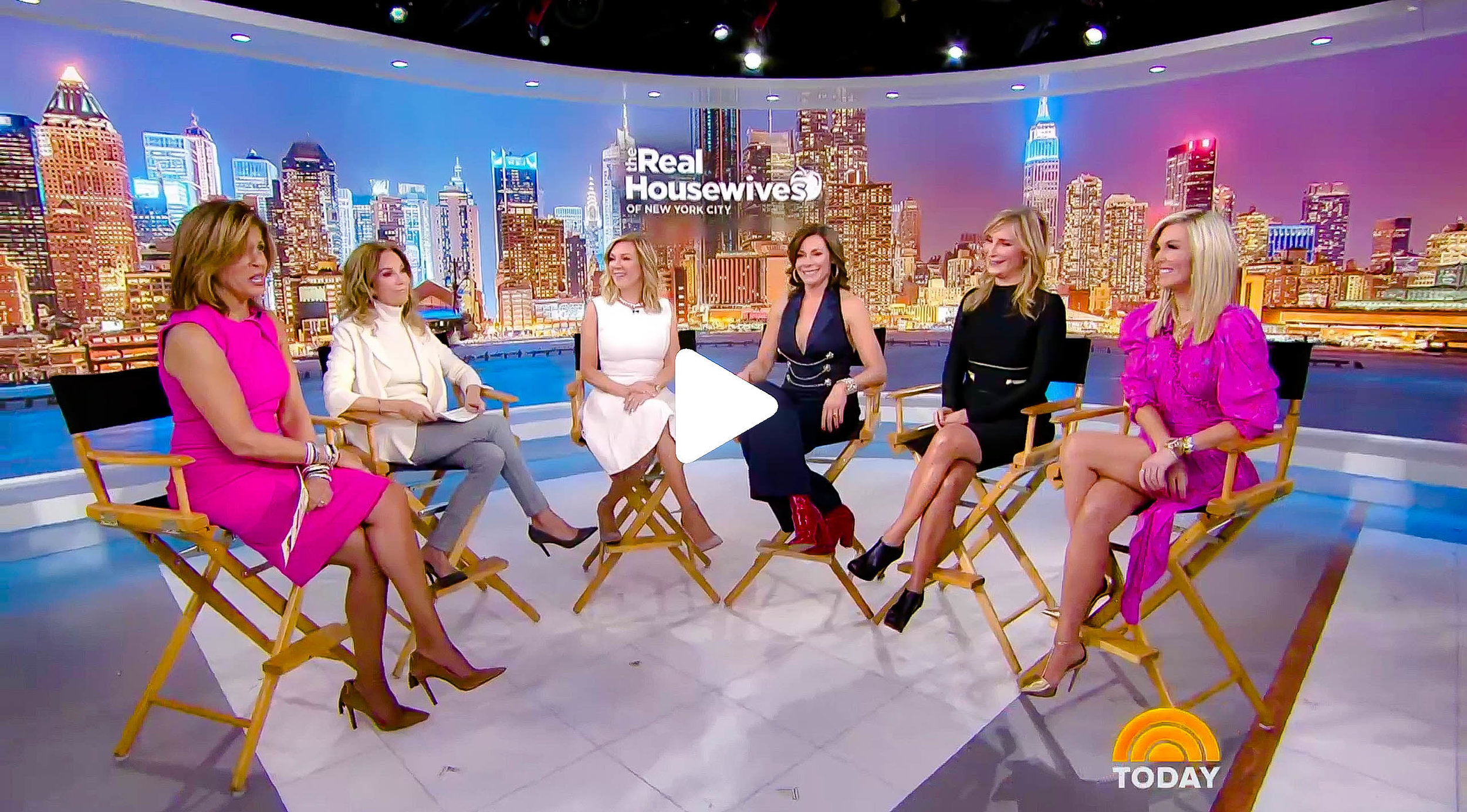 'Real Housewives of NYC' talk new season, Luann's journey, more…