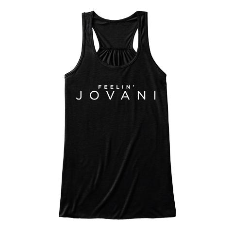 Countess Luann Feelin' Jovani  Women's Tank