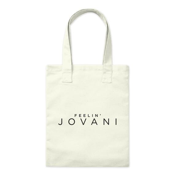 Countess Luann Feelin' Jovani  Tote Bag
