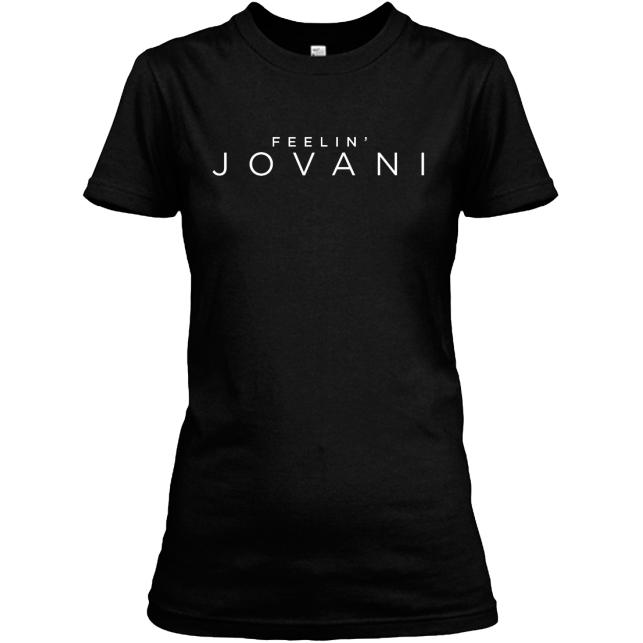 Countess Luann Feelin' Jovani  Women's Tee