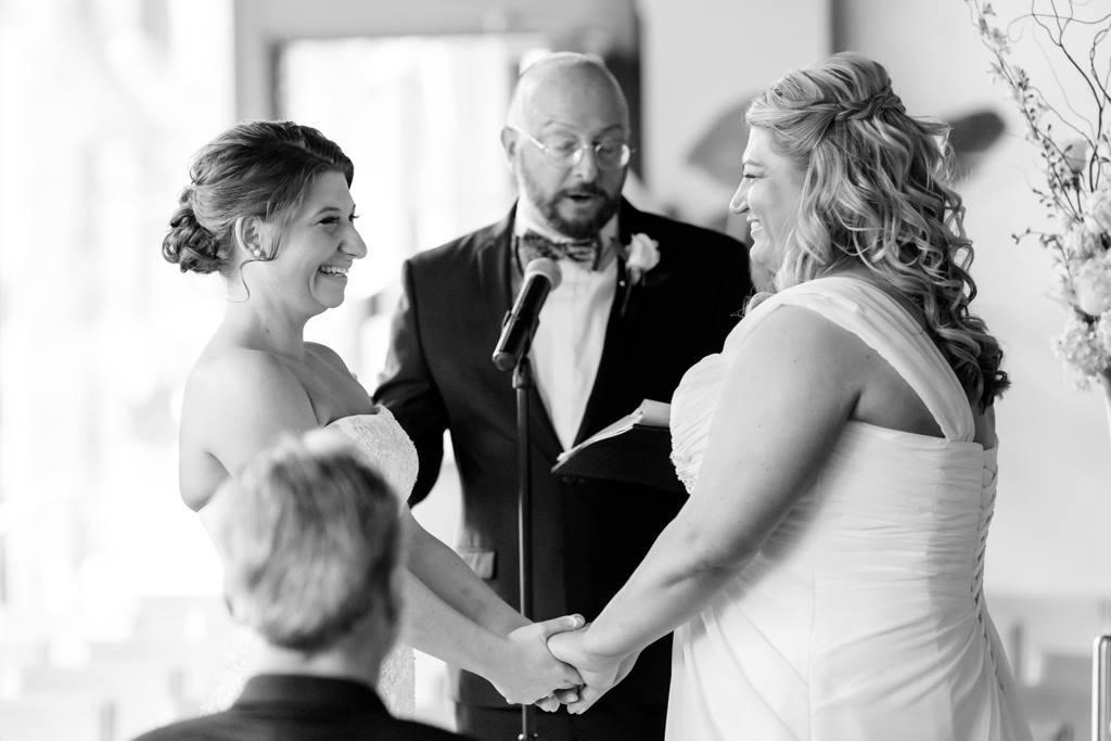 black and white wedding photo_Minister Tony.jpg
