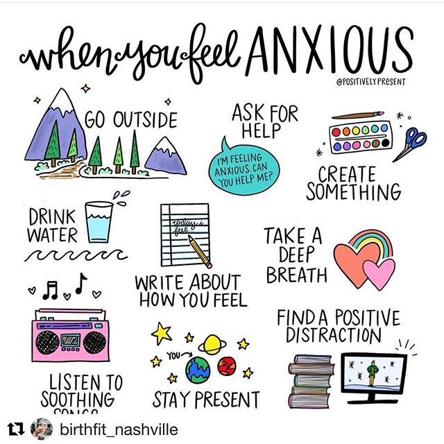 Life has a way to overwhelm you. Finding an effective coping strategy in the midst of it can turn it around. For me, it is shutting off electronics and going outside. What helps you to feel more peace?  #Repost @birthfit_nashville with @get_repost ・・・ Let's be honest, life is stressful, and it's easy to get caught up in all the todo's and what if's. It's so helpful to have go-to strategies to help you feel grounded. What works best for you when you're feeling anxious?  Thank you so much for the inspo @positivelypresent 💗💗💗 . . . . . . . . #grandrapids #grandrapidsmoms #mindset#anxiousfeelings#mentalhealth#momlife#postpartum #grmi #bfgr #birthfitgrandrapids