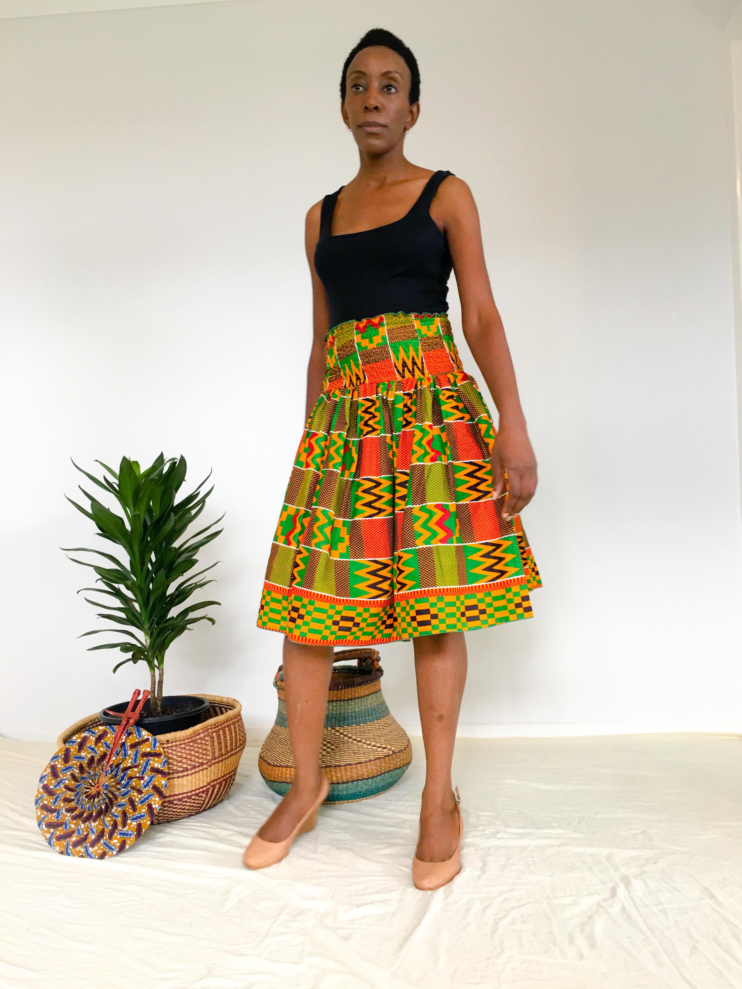 The Imani Skirt