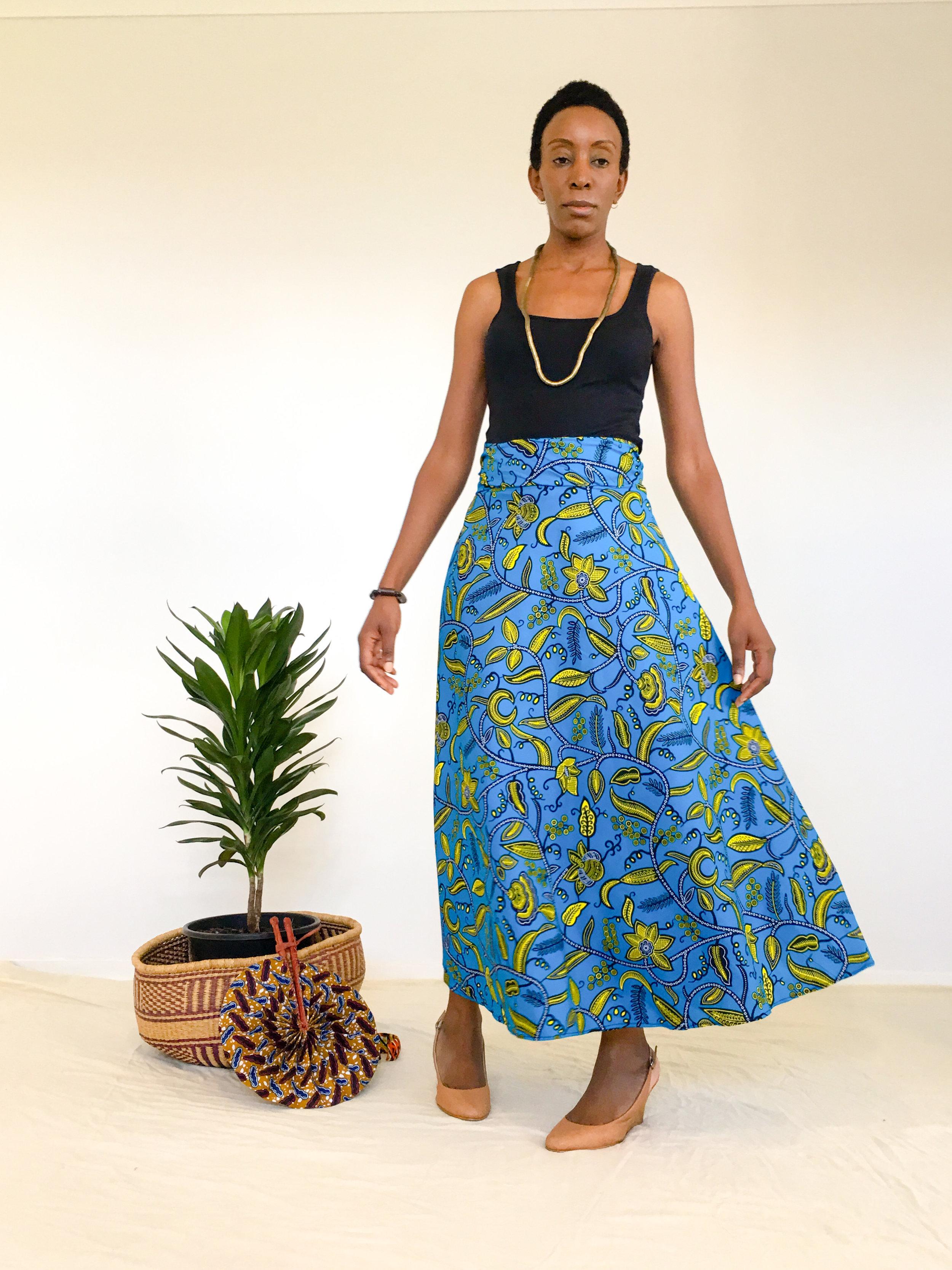 Mima Maxi Skirt